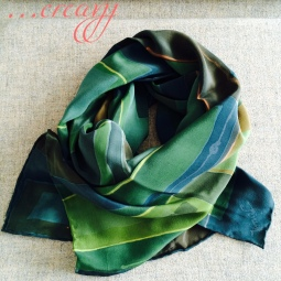 JD Shawl Green